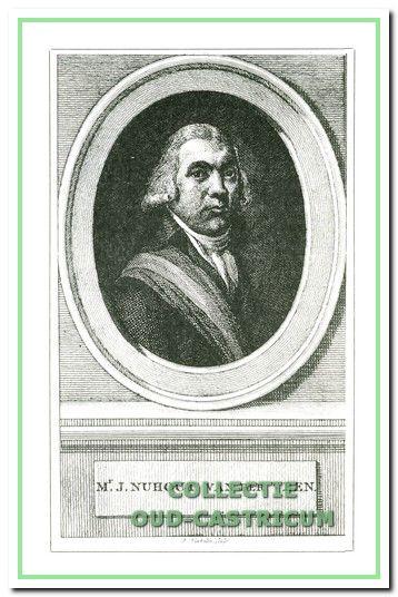 Mr. Joachim Nuhout van der Veen (1756-1833).