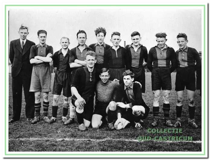 CSV kampioen in 1938.