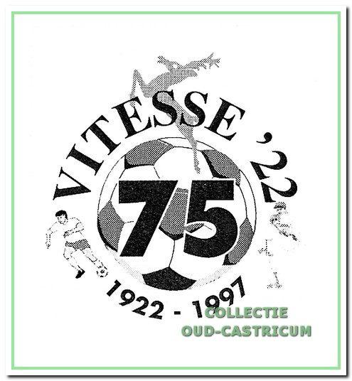 Het 75-jarig jubileum van Vitesse.