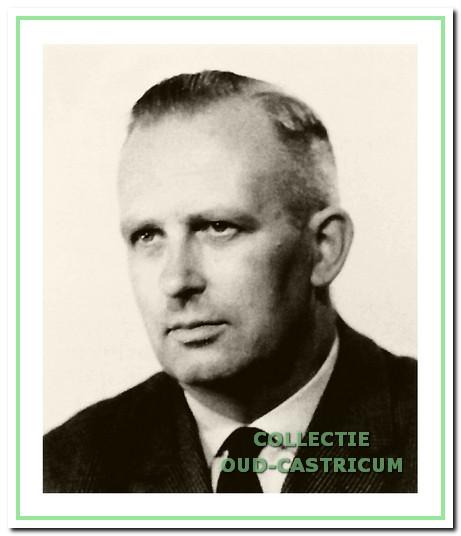 Atto van der Werft, arts te Castricum in de periode 1944 - 1958.