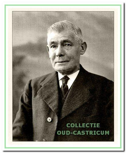 Gerrit Louter (1863-1958) was een geziene Castricummer die vele functies vervulde.