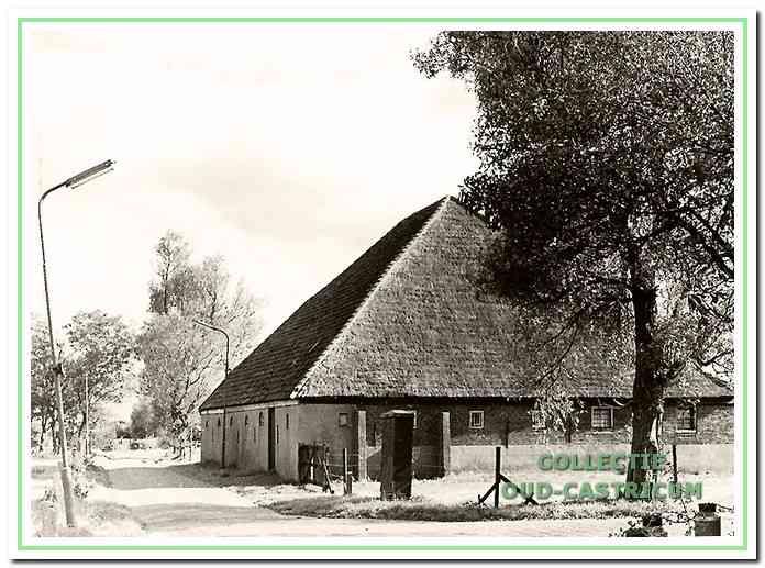 De boerderij van Jan Kuijs op de hoek Brakersweg-Kooiweg (nr 73).