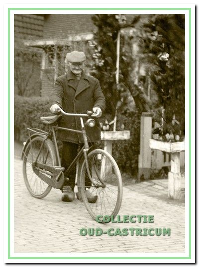 Vader Piet Veldt (1950).