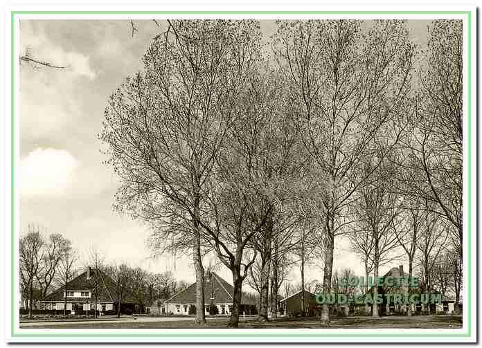 De drie Gratiën worden de drie onafscheidelijke stolpboerderijen op Brakersweg nr 20, 22 en 24 ook wel genoemd. De westelijke stolp dateert uit 1858 na Schotvanger, Van Weenen en de familie Hogensteijn kocht Klaas Veldt deze stolp in 1954. De middelste stolp is door Pieter Veldt in 1913 tot stolpboerderij verbouwd en Klaas woonde er vanaf 1929 tot zijn overlijden. De oostelijke stolp werd gebouwd door Jan Louter in 1868 en werd van deze familie in 1946 door Veldt overgenomen. Nu woont daar zoon Herman en zijn gezin.