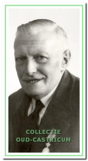 Botermaker Maarten Duijn.