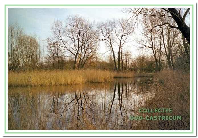 De eendenkooi van Albert Asjes bestaat nog steeds en grenst aan de oostzijde aan het natuurpark Hendriksveld.