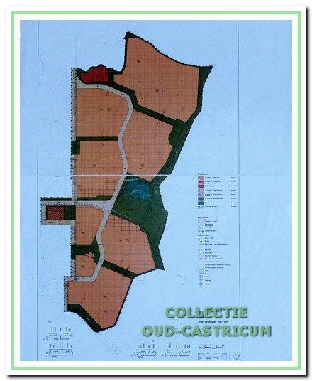 Plankaart Albertshoeve.