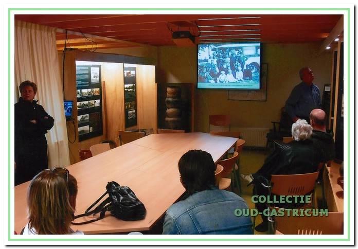 Vanaf 2003 organiseert de werkgroep tijdens de open dagen in De Duynkant kleine foto-exposities en diaseries met een speciaal thema.