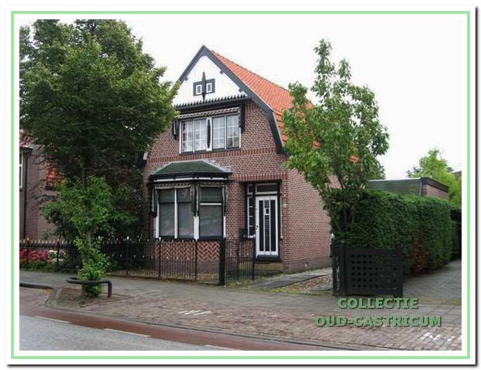 Foto van het pand Dorpsstraat 99.