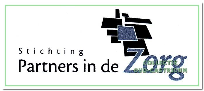 Het Logo van Partners in de Zorg.