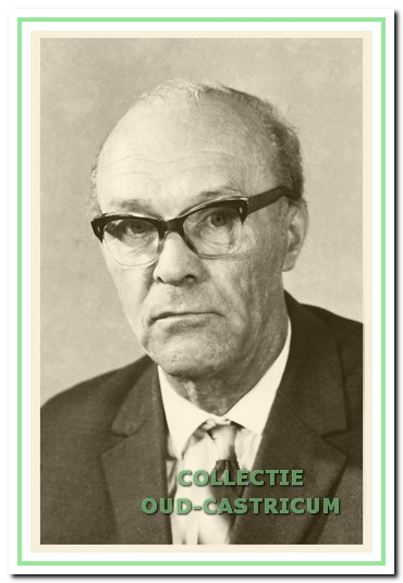 Klaas Boesenkool, oprichter van drukkerij Boesenkool en Zoon.