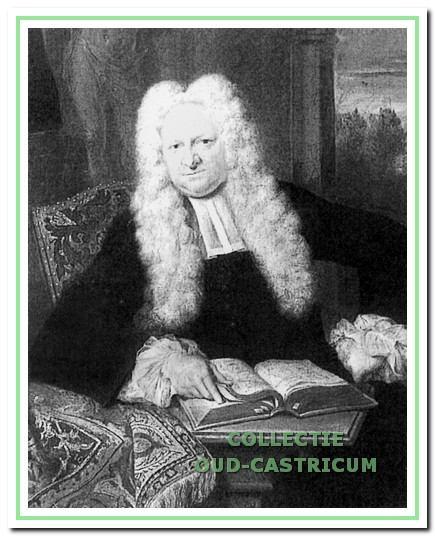 Lieve Geelvinck, ambachtsheer van Castricum (1676-1743).