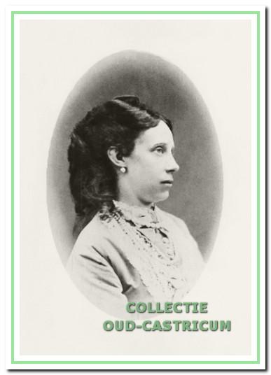 Prinses Wilhelmina Frederika Anna Elisabeth Marie van Oranje Nassau (1841-1910) die onder de naam prinses Von Wied het Landgoed Bakkum erfde.