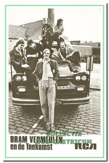 De groep Bram Vermeulen en de Toekomst in 1979 voor De Bakkerij.