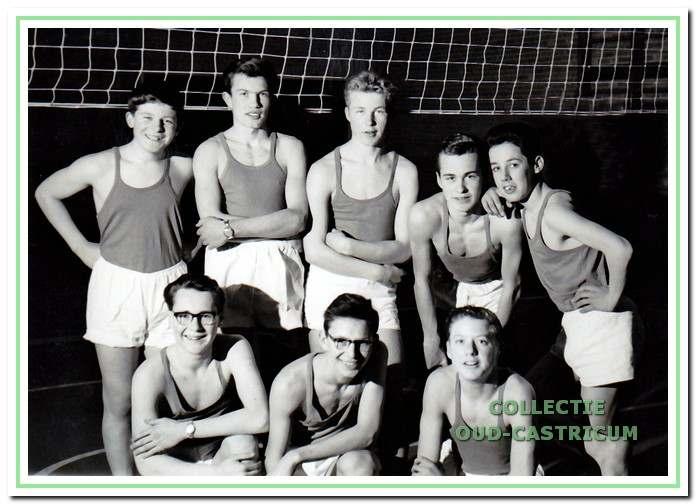 Dit jeugdteam werd kampioen in 1960.