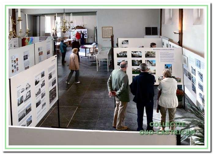 Castricum van oud naar nieuw. Het 40-jarig jubileum in 2007 was aanleiding voor een uitgebreide tentoonstelling in de Dorpskerk, die veel belangstelling trok.
