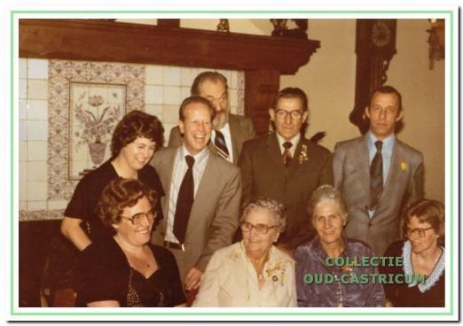 Het bestuur in 1979.
