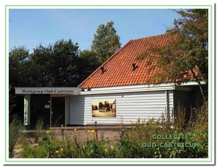 Historisch informatiecentrum De Duynkant.