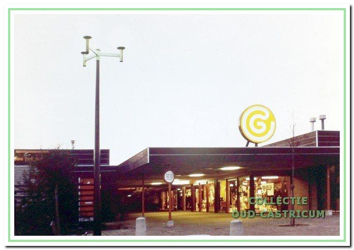 Winkelcentrum Geesterduin.