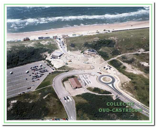 Het strandplateau van Castricum aan Zee, 2002.