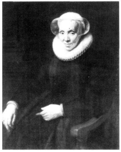Maria van Uytercht - ambachtsvrouwe.