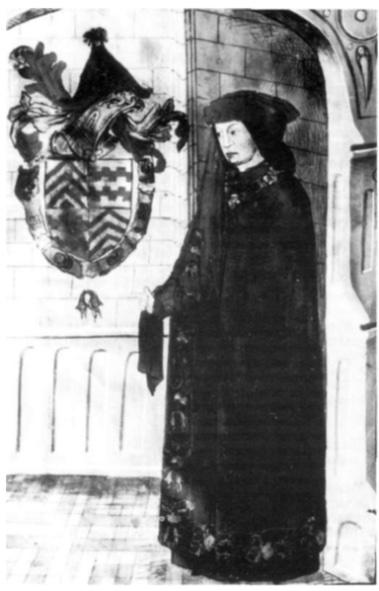 Willem van Egmond 2e ambachtsheer van Bakkum.