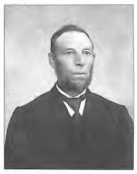 Johannes Hogenstijn, één van de oprichters van de zuivelfabriek.