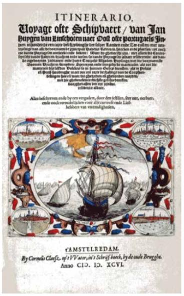 Deze routebeschrijving van Jan Huygen van Linschoten naar 'Oost of Portugaels Indiën' uit 1596, gebaseerd op tot dan toe geheime Portugese bronnen, werd door Nederlandse zeelui en kooplieden in de beginjaren van de VOC veel gebruikt.