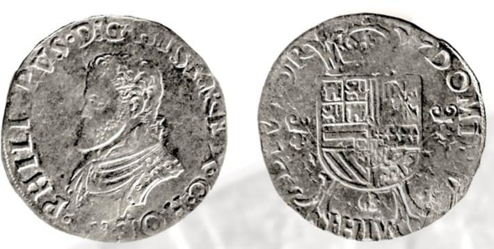 Een vijfde Philipsdaalder (z.j.), Holland.