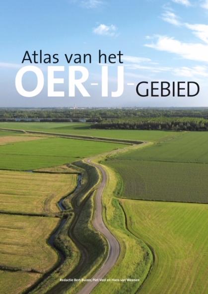 Atlas Oer-IJ; bijzonder boek over een verborgen landschap