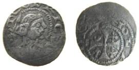 Penning Dirk VII (1190-1203)