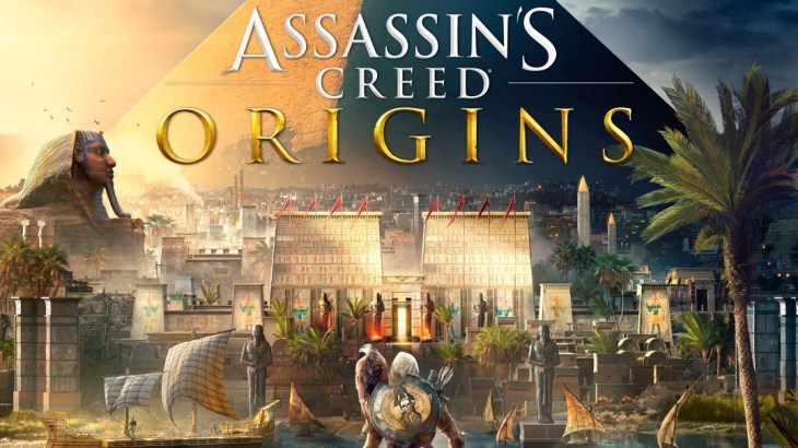 cover Assassin's Creed: Origins