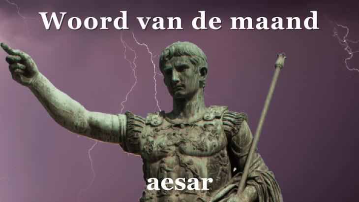 Woord_van_de_maand_aesar