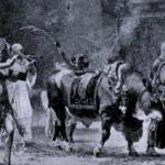 Osiris-Apis processie