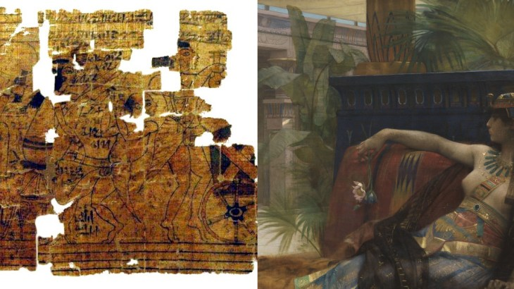 overspel in de papyri