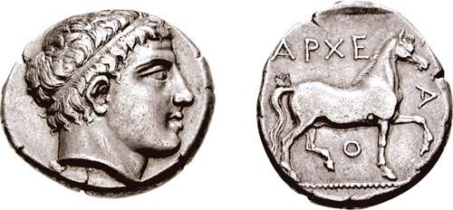 Archelaos I, koning van Macedonië