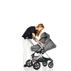 Stokke Scoot Black Melange 02759