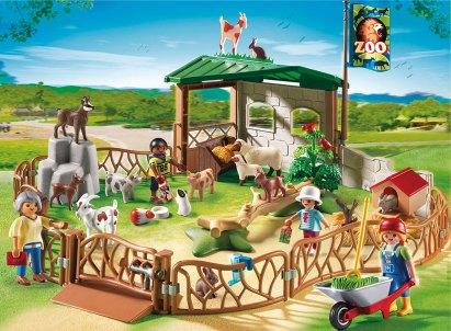 Playmobil kinderboerderij