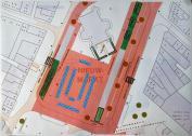 Het nieuwe terrassenplan op de Nieuwmarkt