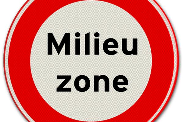 Inspraak over uitbreiding milieuzone en Schoner parkeren