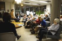 Ellen van Eijk, namens de RAR: Reizigers Advies Raad