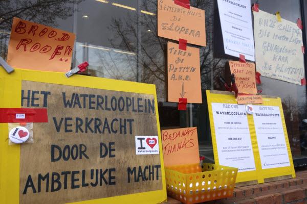 Herinrichting Waterlooplein