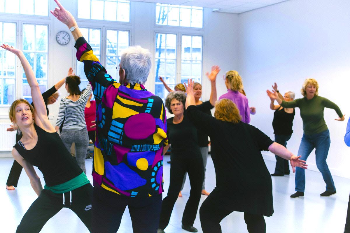 Moderne dans voor senioren