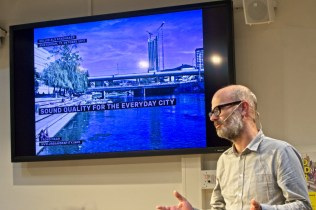 Trond Maag; Sound quality for the everyday city