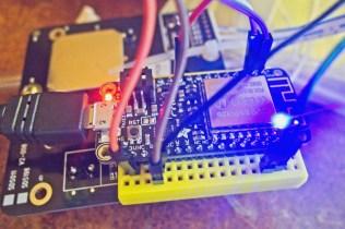 De fijnstofmeter van RIVM met wifi