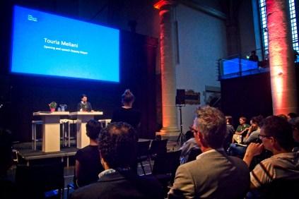 Touria Meliani, wethouder Digitale Stad Amsterdam