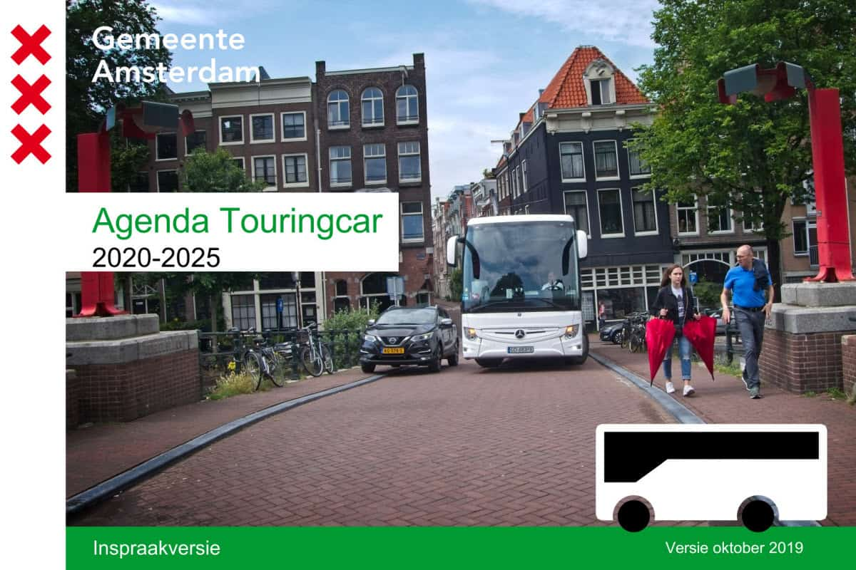 Touringcarbeleid 2020 -2025