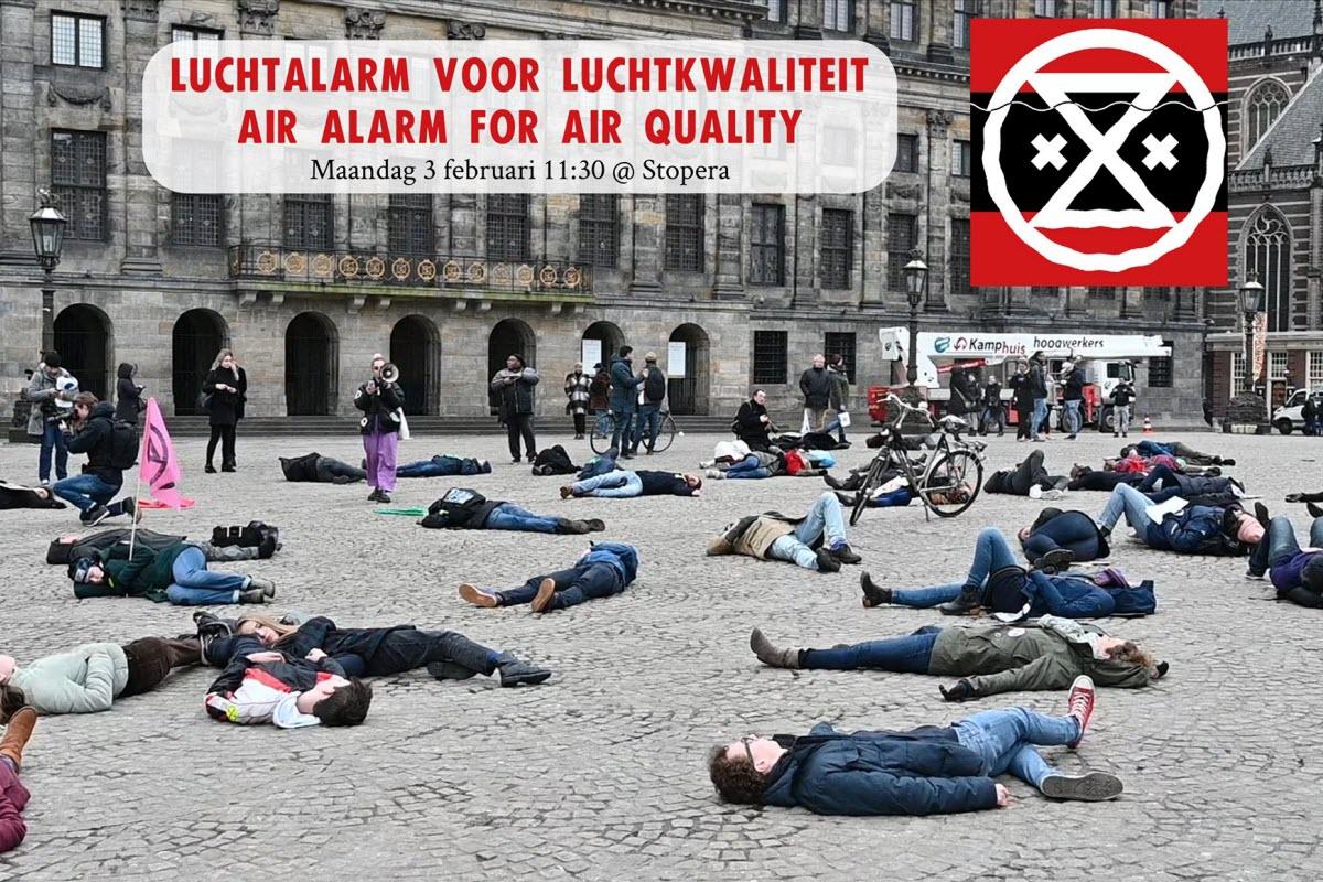 Luchtalarm voor Luchtkwaliteit