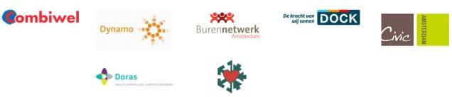 Amsterdamse organisaties voor sociaal werk