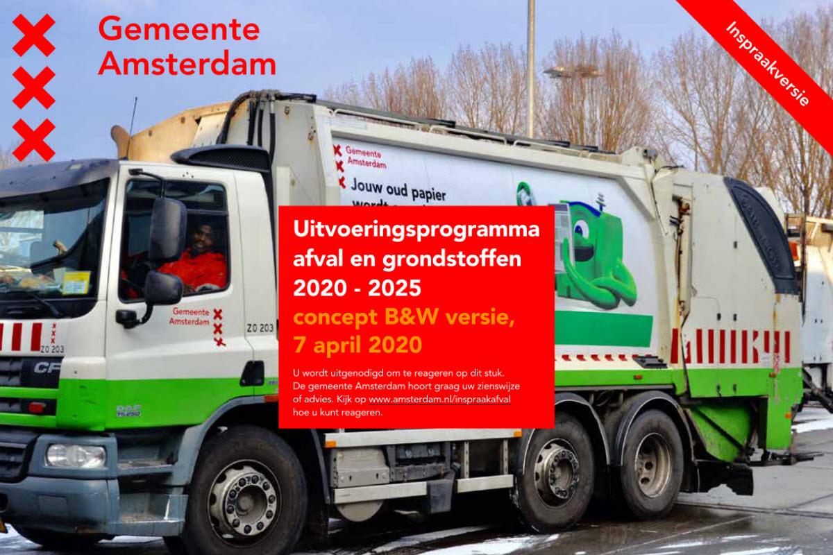 Uitvoeringsprogramma afval en grondstoffen 2020 - 2025